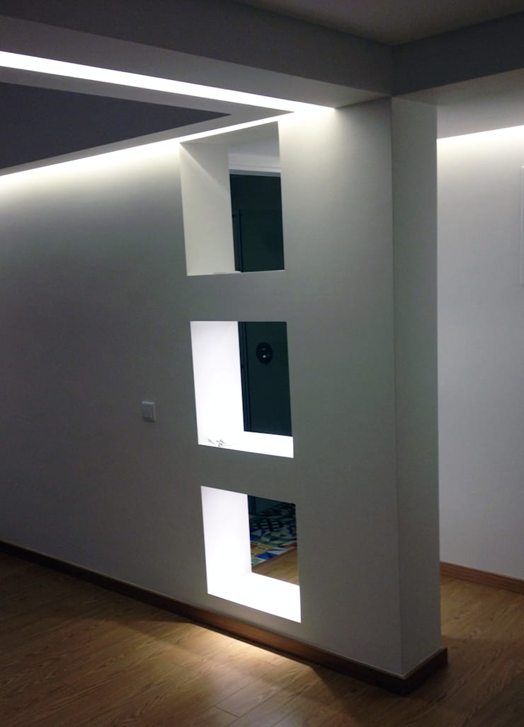 The project finished (light detail):   por Roberto Mulassano