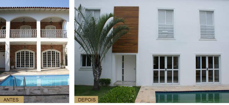 Casas  por Daniela Zuffo Arquitetura e Interiores