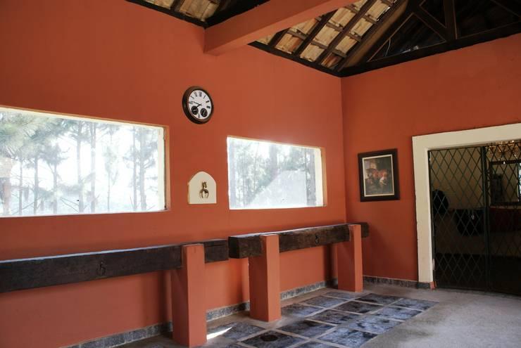Área de Manejo: Terraços  por Daniela Zuffo Arquitetura e Interiores,
