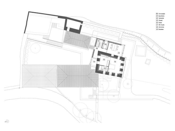 Reabilitação de Habitação Unifamiliar, Santo Adrião:   por ProjectO2R