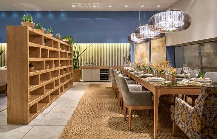 Comedores de estilo  por Lider Interiores