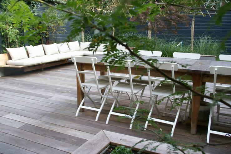stadstuin rotterdam:  Tuin door de tuinfabriek, Modern