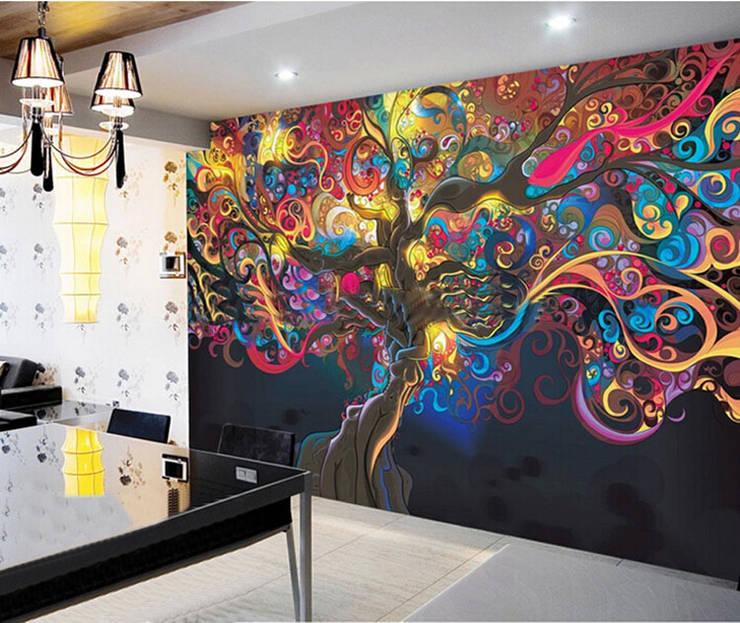 Wall Designs :  Artwork by Arihant design