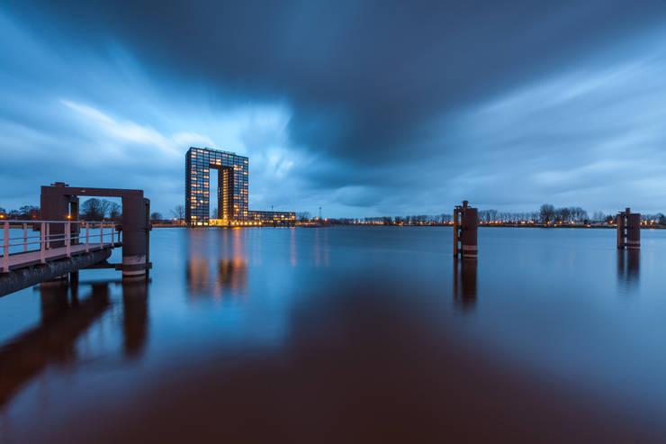 Tasmantoren Groningen:  Huizen door WALarchitectenbureau