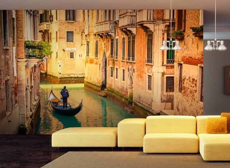 Interior designs:  Walls by Arihant design