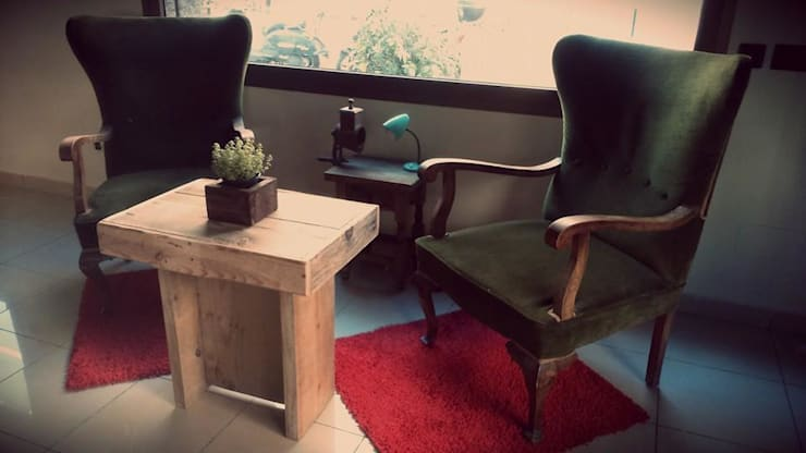 Living room by DESVAN VINTAGE