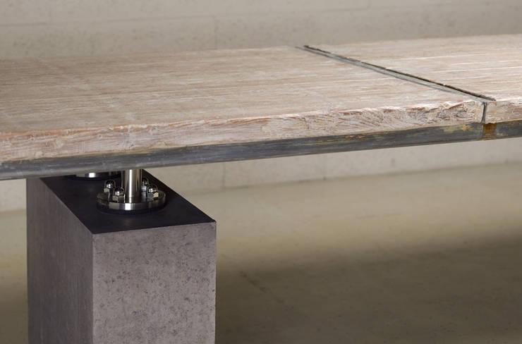 Hout En Beton : Prachtige keuken hout en beton blijft stone age rijssen