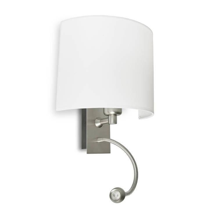 BASIC CONTRACT: Hogar de estilo  de Pujol Iluminacion