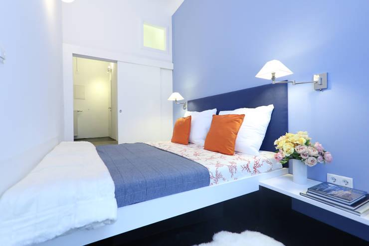 Fantastisch Schlafzimmer: Moderne Schlafzimmer Von Christine Oertel   Interior Design