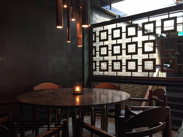 Ron's Gastrobar Oriental | Amsterdam:  Eetkamer door Piet-Jan van den Kommer, Aziatisch