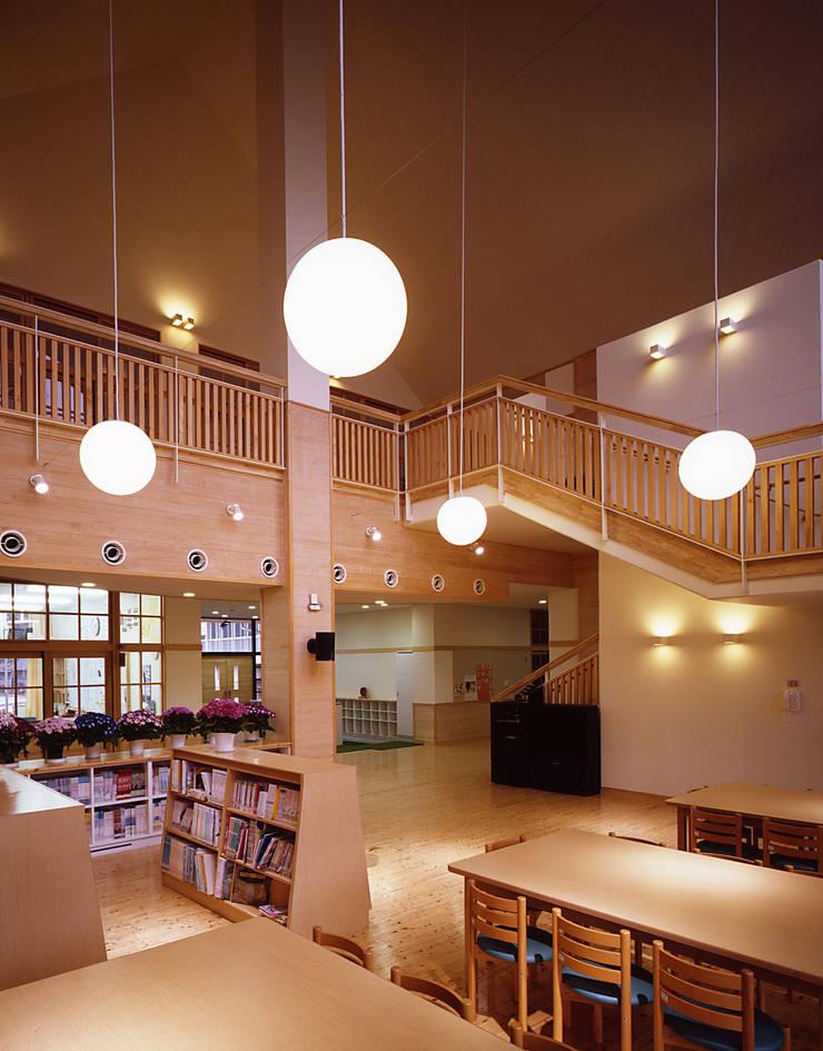 CHUKA Elementary School: 株式会社武村耕輔設計事務所が手掛けた学校です。