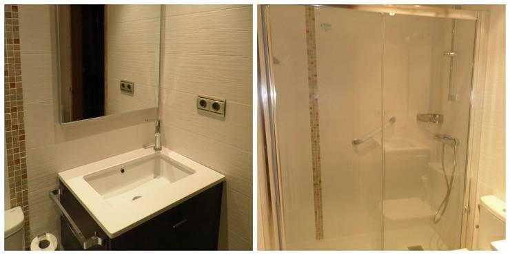 Salle de bain classique par INFOR AMBIENTES SL Classique
