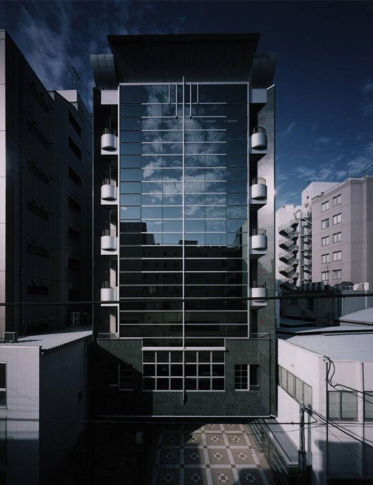 Y building: 株式会社武村耕輔設計事務所が手掛けた家です。