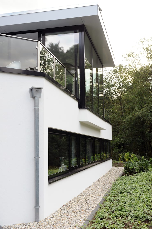 Villa te Doorwerth:   door Strategie Architecten bna
