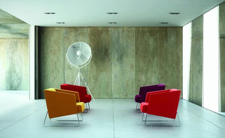Grassoler - Kanel: Salas de estilo  por diesco