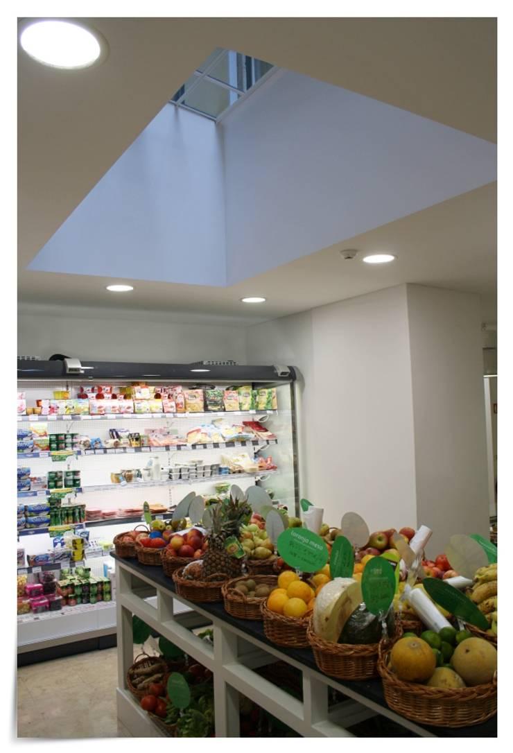 Supermercado tentoten Chiado – Lisboa:   por land2build