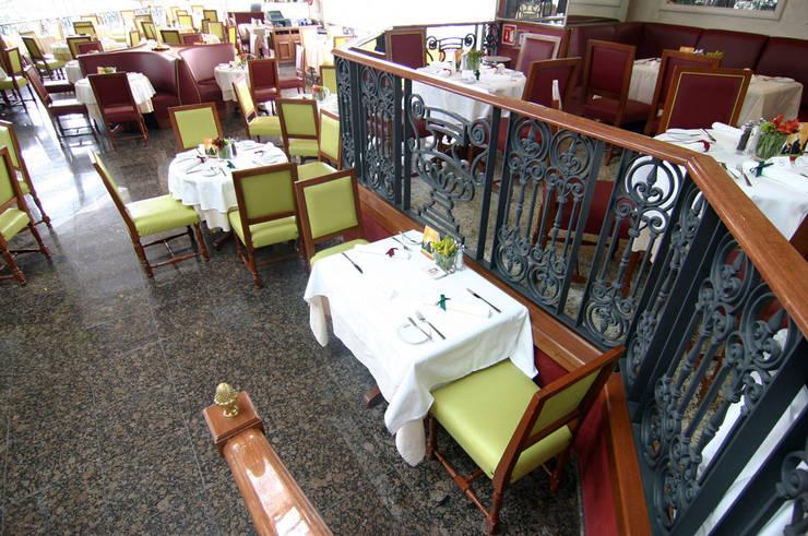 La Taverne Gastronomía de estilo moderno de Boué Arquitectos Moderno
