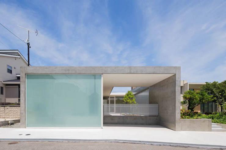 房子 by MANI建築デザイン事務所