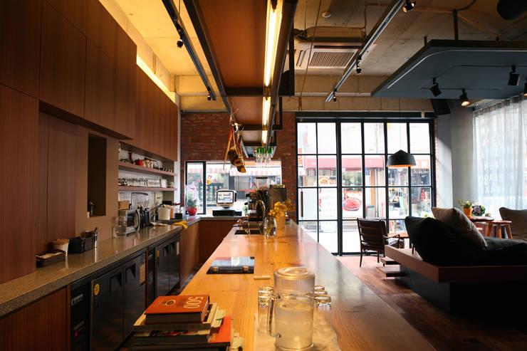 n cafe: IDÉEAA _ 이데아키텍츠의