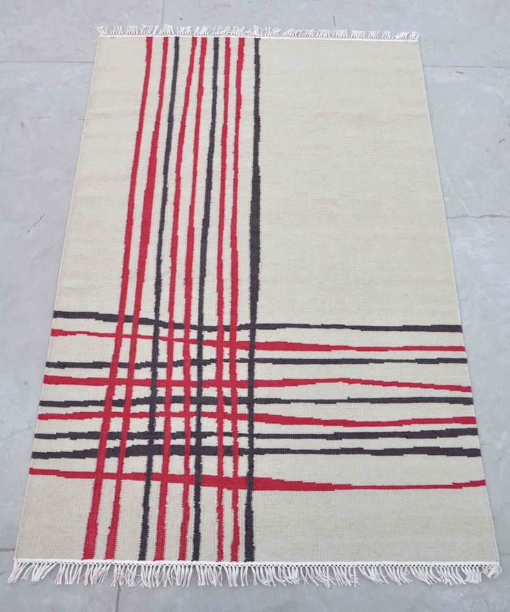 Jadu A, Design E, Multi -A:  Corridor & hallway by Sterling Rugs