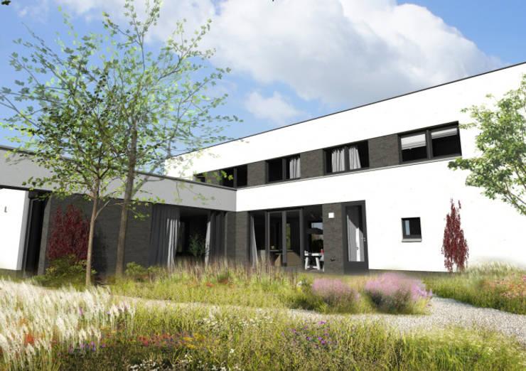 woning lent:  Huizen door loko architecten