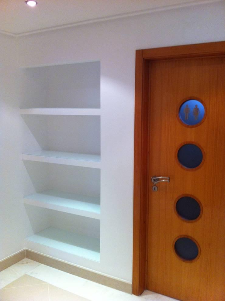 Remodelação de apartamento T4 em Telheiras – Lisboa:   por land2build