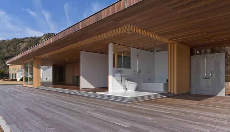 e-house: フォンテトレーディング株式会社が手掛けた洗面所&風呂&トイレです。