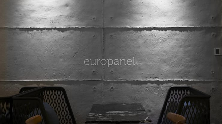Europanel – CONCRETE PLUS PEARL GRAY:  tarz