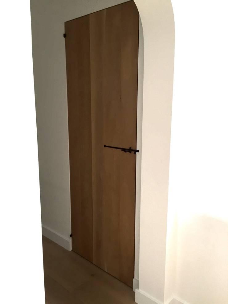 De Plankerij binnendeuren:  Ramen door De Plankerij BVBA