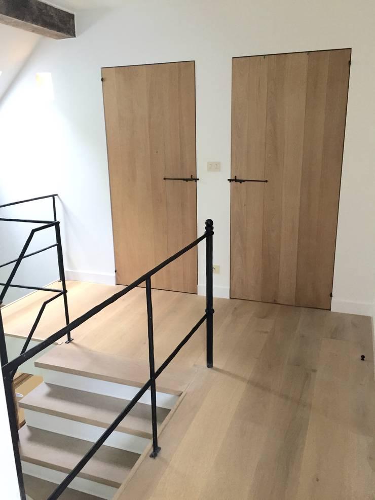 De Plankerij parketvloeren & binnendeuren:  Ramen door De Plankerij BVBA