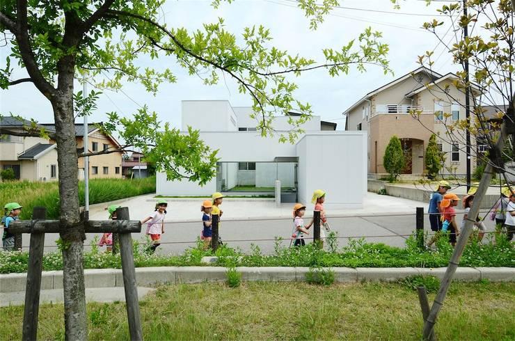 COUMA+house H: 吉村寿博建築設計事務所が手掛けた家です。