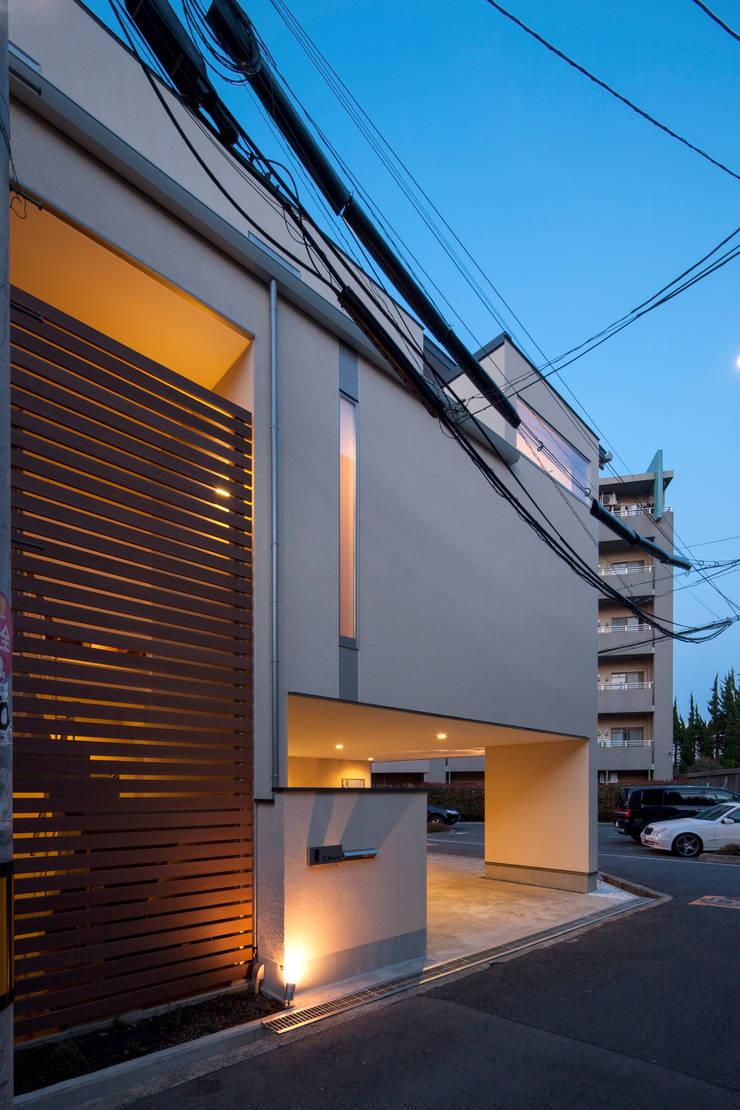 都島の家: 一級建築士事務所 Eee works が手掛けた家です。