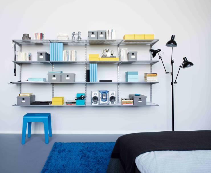 Elfa Deutschland GmbHが手掛けた子供部屋