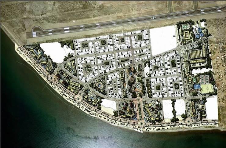 POLIGONO II LORETO:  de estilo  por villarreal arquitectos y urbanistas asociados sc