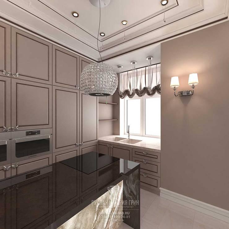Дизайн кухни: Кухни в . Автор – Студия дизайна интерьера Руслана и Марии Грин,