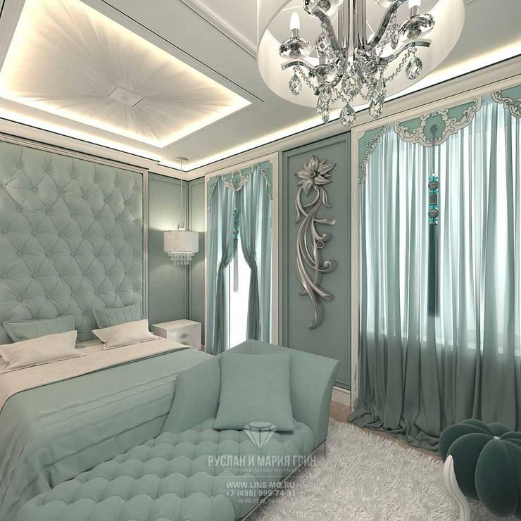 Дизайн спальни: Спальни в . Автор – Студия дизайна интерьера Руслана и Марии Грин