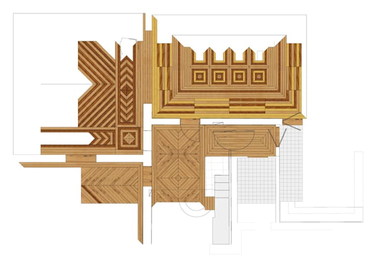 Drosophyla Bar:   por ARQdonini Arquitetos Associados,