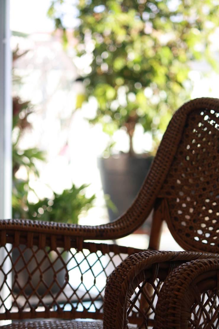Detalhes: Jardim  por Coutinho+Vilela