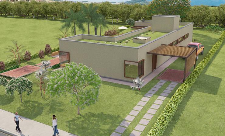 Casa Nascentes:   por Dualday Studio