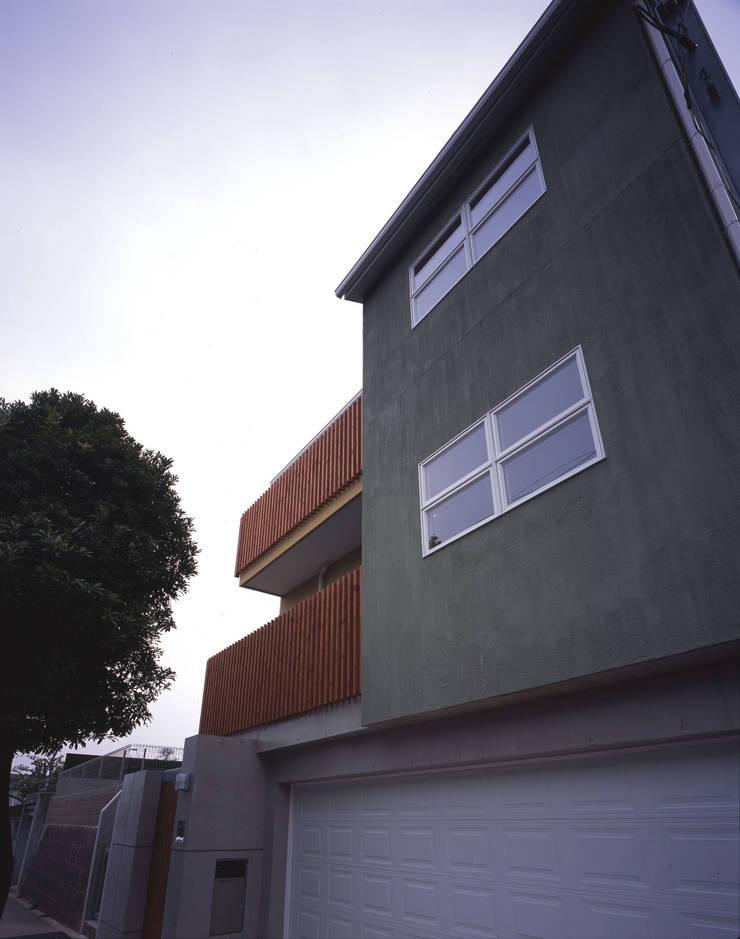 外観03: エーディフォー 一級建築士事務所が手掛けた家です。