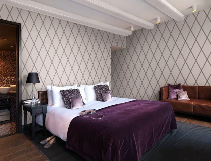 HannaHome Dekorasyon が手掛けた壁&床