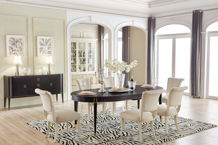 Dining room by Fratelli Barri