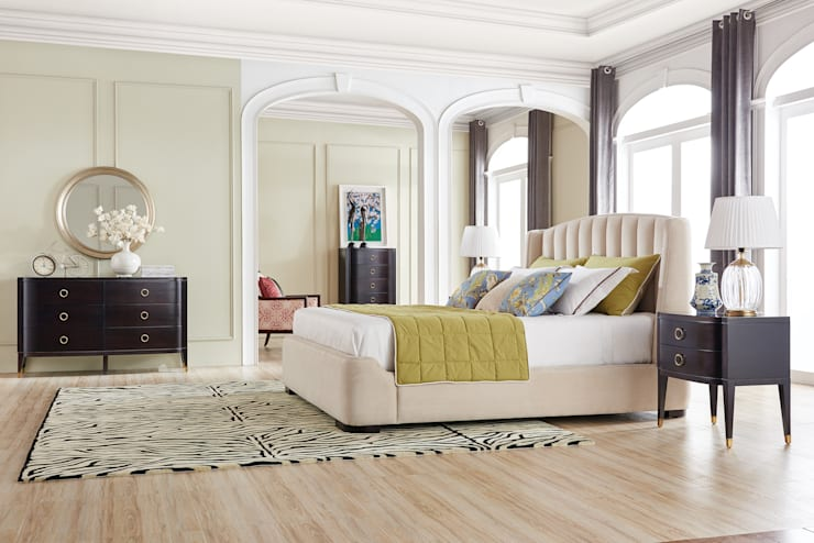 classic Bedroom by Fratelli Barri