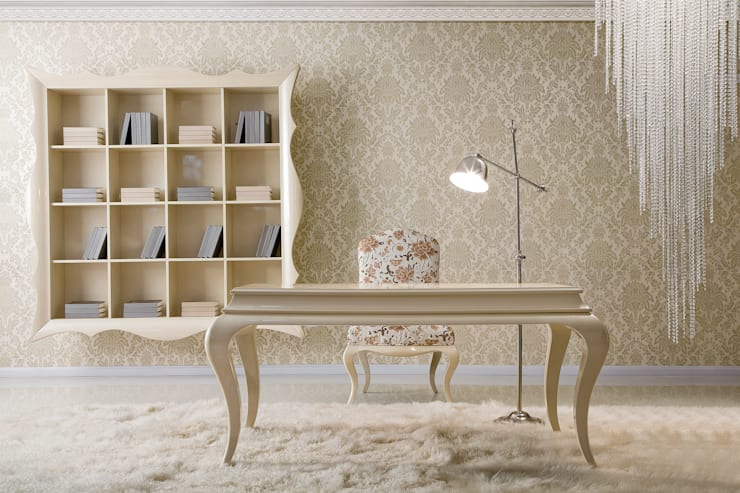Study/office by Fratelli Barri, Classic