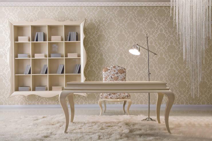 Oficinas de estilo  por Fratelli Barri