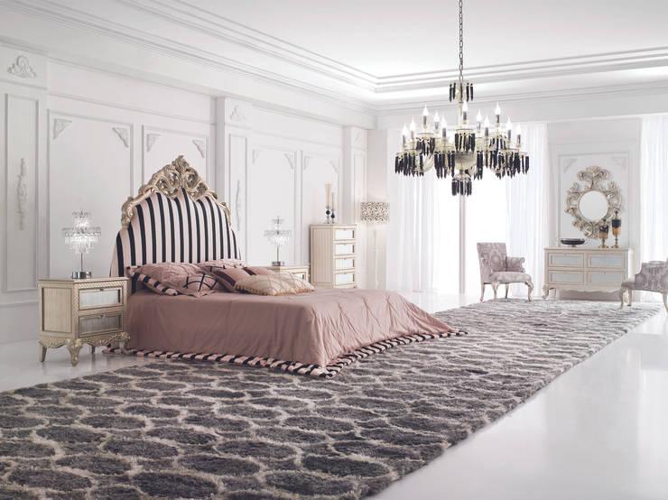 Спальня Florence: Спальни в . Автор – Fratelli Barri