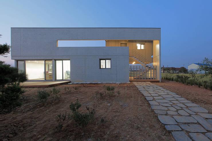 부장리 주택 : 오종상 건축사의  주택
