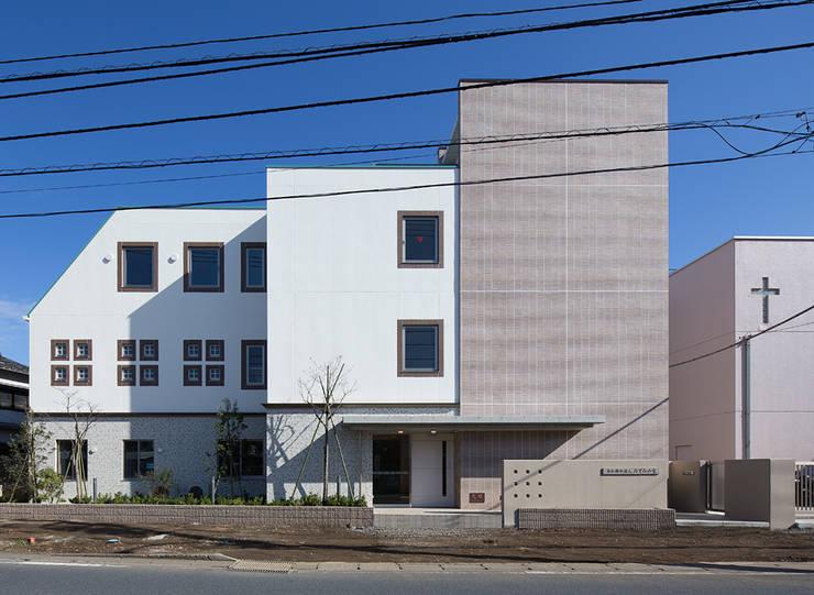 nozominoie: 有限会社 永見建築設計事務所が手掛けた家です。