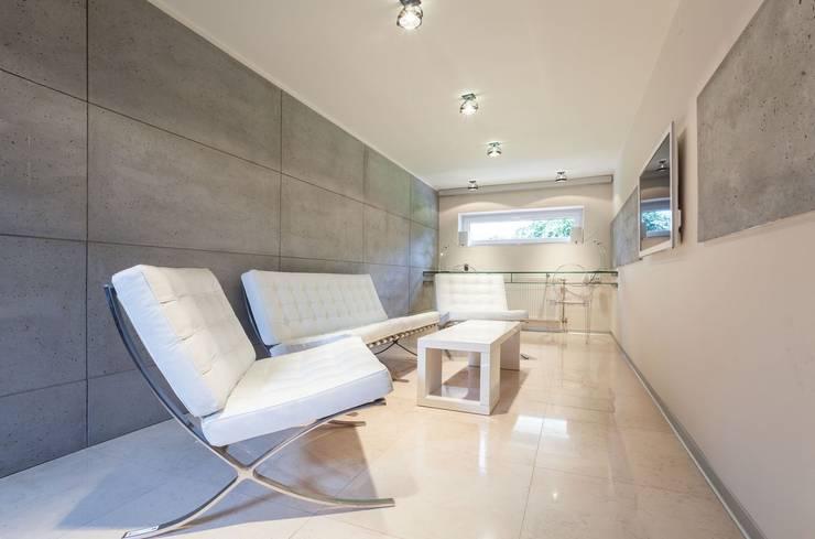 Salon dla klientów: styl , w kategorii Salon zaprojektowany przez Venturi Home Solutions