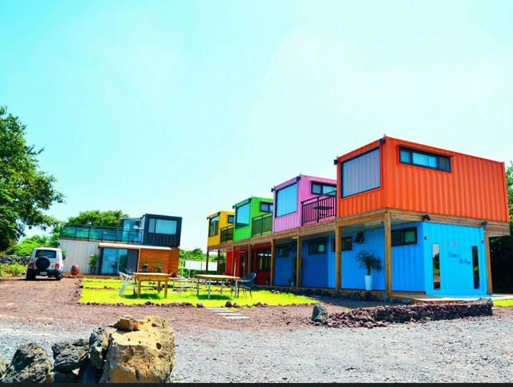 Houses by 쭈욱 게스트하우스
